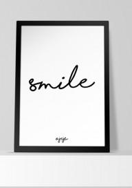 Plakat P41 - Smile