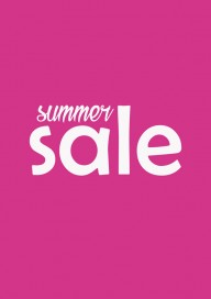 Plakat (PG198) Summer sale