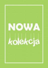 Plakat (PG208) Nowa kolekcja green