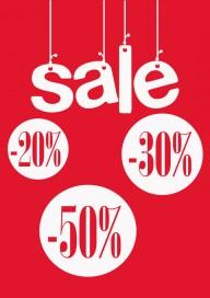 Plakat (PG209) SALE -20% -30% -50%