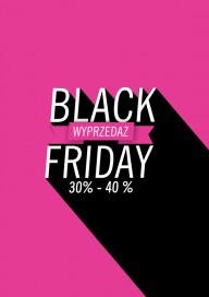 Plakat (PG239) Black Friday