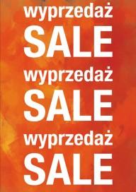 Plakat (PG243) Sale Wyprzedaż