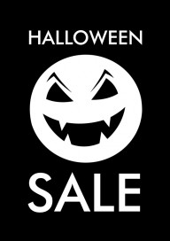 Plakat (PG246) Halloween sale