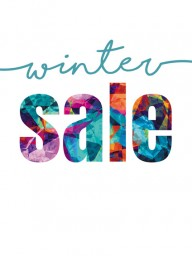 Plakat (PG254) Winter sale
