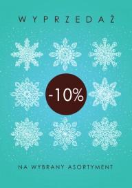 Plakat (PG258) Wyprzedaż -10%
