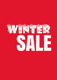 Plakat (PG266) Winter sale