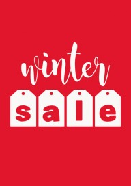Plakat (PG267) Winter sale