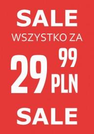 Plakat (PG26) Sale wszystko za 29,99 PLN
