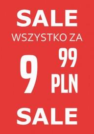 Plakat (PG036) Sale wszystko za 9,99 PLN