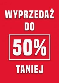 Plakat (PG60) Wyprzedaż do 50% taniej