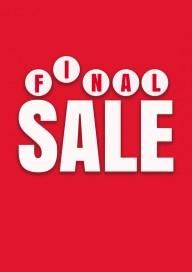 Plakat (PG61) Final Sale