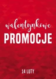 Plakat (PG071) Walentynkowe promocje