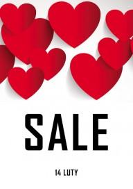Plakat (PG94) Sale 14 luty