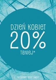 Plakat (PG101) Dzień Kobiet 20% taniej