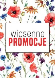 Plakat (PG113) Wiosenne promocje