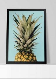 Plakat (P071) Ananas