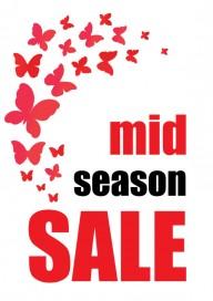 Plakat (PG125) Mid season sale