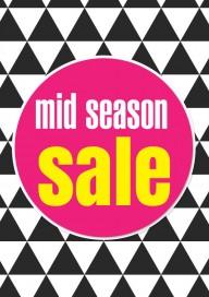 Plakat (PG129) Mid season sale