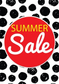 Plakat (PG130) Summer sale
