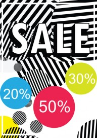 Plakat (PG151) Sale 20% 30% 50%