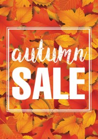 Plakat (PG164) Autumn sale