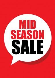 Plakat (PG175) Mid season sale
