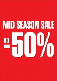 Plakat (PG178) Mid season sale do -50%