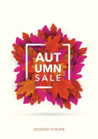 Plakat (PG182) Autumn sale