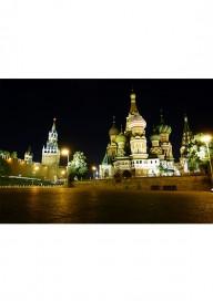 Obraz Rosja - Moskwa - Kreml