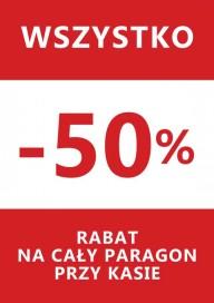 Plakat (PG190) Wszystko -50%