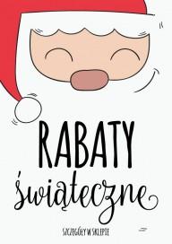 Plakat (PG284) Rabaty świąteczne