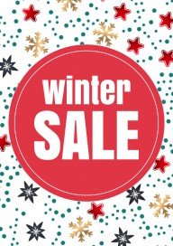 Plakat (PG295) Winter sale