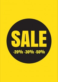 Plakat (PG011) Sale -20% -30% -50%