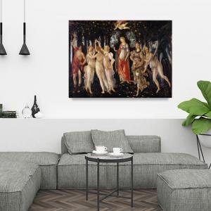 Obraz Wiosna Sandro Botticelli Reprodukcja (R014)
