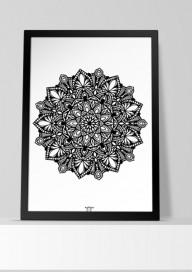 Plakat (P027) Mandala2