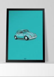Plakat (P034) Car1