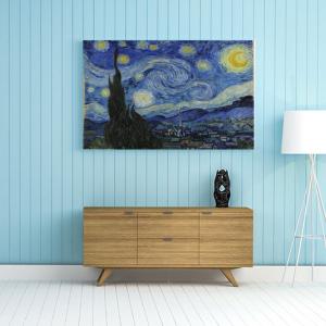Obraz Gwiaździsta Noc Vincent van Gogh Reprodukcja (R052)