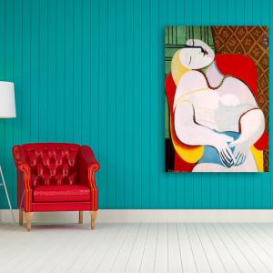 Obraz Sen Pablo Picasso Reprodukcja (R065)