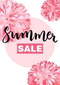 Plakat (PG371) Summer sale
