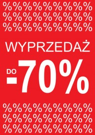 Plakat (PG370) Wyprzedaż do -70%