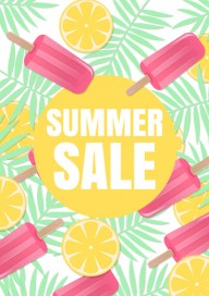 Plakat (PG372) Summer sale