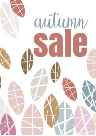 Plakat (PG390) Autumn sale