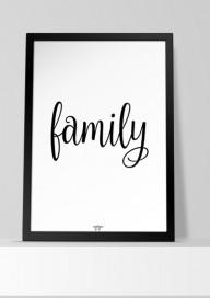 Plakat (P121) Family