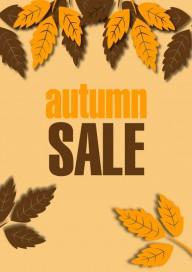 Plakat (PG394) Autumn sale
