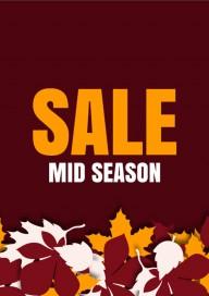 Plakat (PG397) Mid season sale