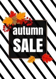 Plakat (PG398) Autumn sale