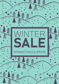 Plakat (PG405) Winter sale