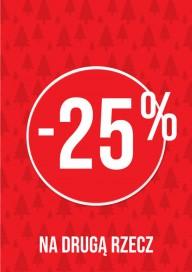 Plakat (PG426) -25% na drugą rzecz