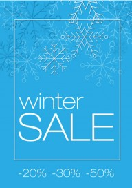 Plakat (PG428) Winter sale