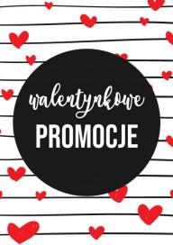Plakat (PG431) Walentynkowe promocje
